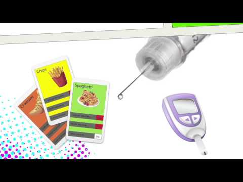 1. Introduction to carbohydrate counting in type 1 diabetes