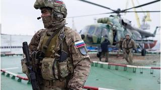 СПЕЦНАЗ России уничтожает боевиков в Сирии