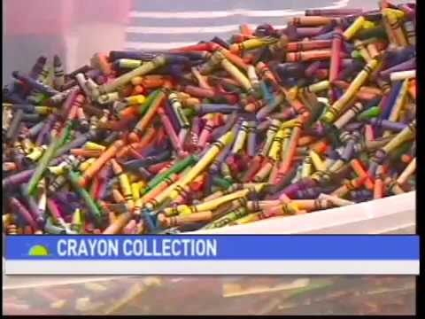 Kirksville Primary students collect crayons for children in need