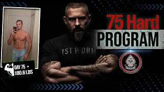 Andy Frisella's - 75 HARD CHALLENGE: Tips, Tricks, and Learning Experiences