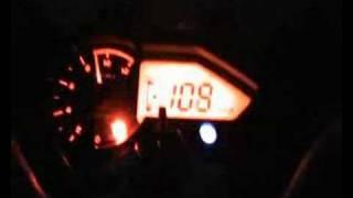 pulsar 180 digital speed test