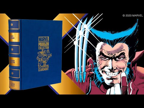 EXCLUSIVE Marvel Made Paragon Collection Celebrating Chris Claremont Trailer!