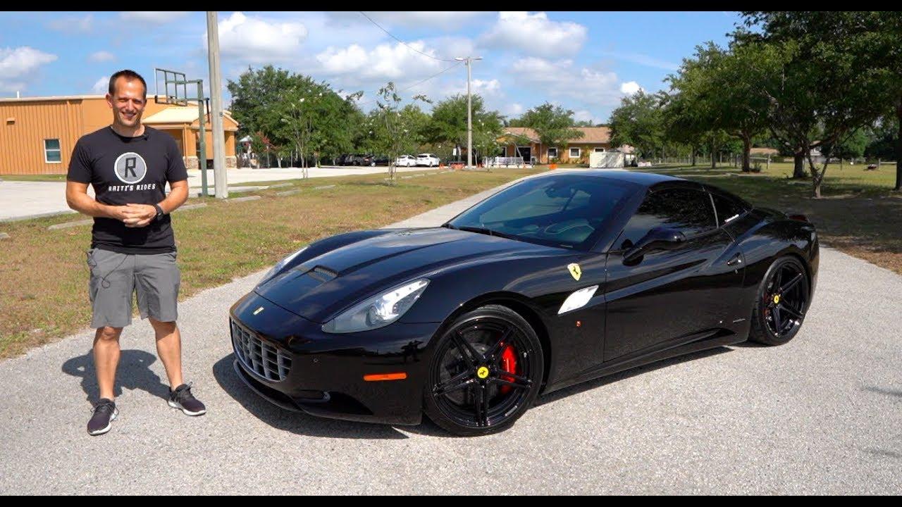Does The 2014 Ferrari California 30 Deserve More Respect Youtube