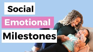 Child Development Milestones   3 Year Old Social Emotional Development