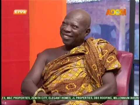 Sankofa Chat Room - Adom TV (3-12-18)