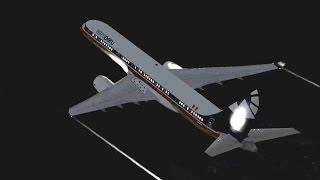 Vuelo 603 de Aeroperu - Volando a ciegas (Reconstrucción)