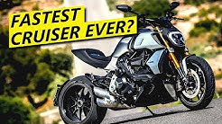 Top 7 BEST MUSCLE Cruisers (1200cc or Bigger)!