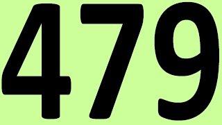 АНГЛИЙСКИЙ ЯЗЫК ДО АВТОМАТИЗМА ЧАСТЬ 2 УРОК 479 ИТОГОВАЯ КОНТРОЛЬНАЯ УРОКИ АНГЛИЙСКОГО ЯЗЫКА