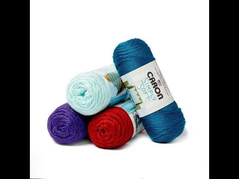 Review: Caron Simply Soft Yarn