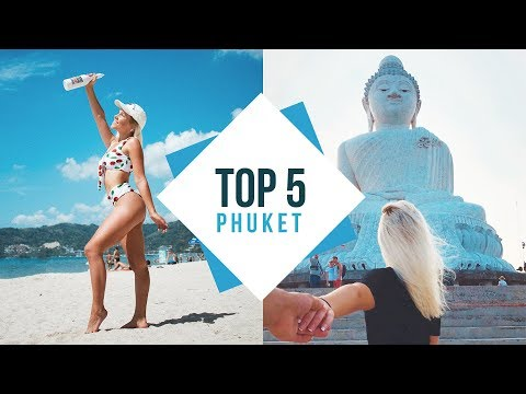 Top 5 Things to do in Phuket Thailand 🌴