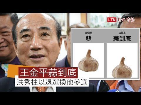 王金平3月宣布「蒜到底!」 再揭洪秀柱願以退選換他參選