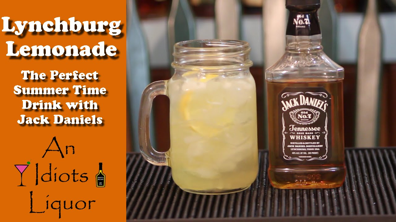 lynchburg lemonade drink w jack daniels perfect summer. Black Bedroom Furniture Sets. Home Design Ideas