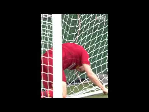 Incredible Goal Clearance Today By James Milner To Save Liverpool