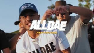 Ezra James - ALL DAE Feat. Lawd Lance & Nokz78 (Official Music Video)