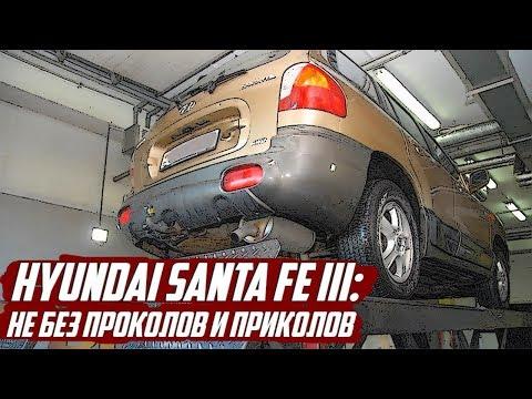 Стоит ли покупать Hyundai Santa Fe III (2012 2018)