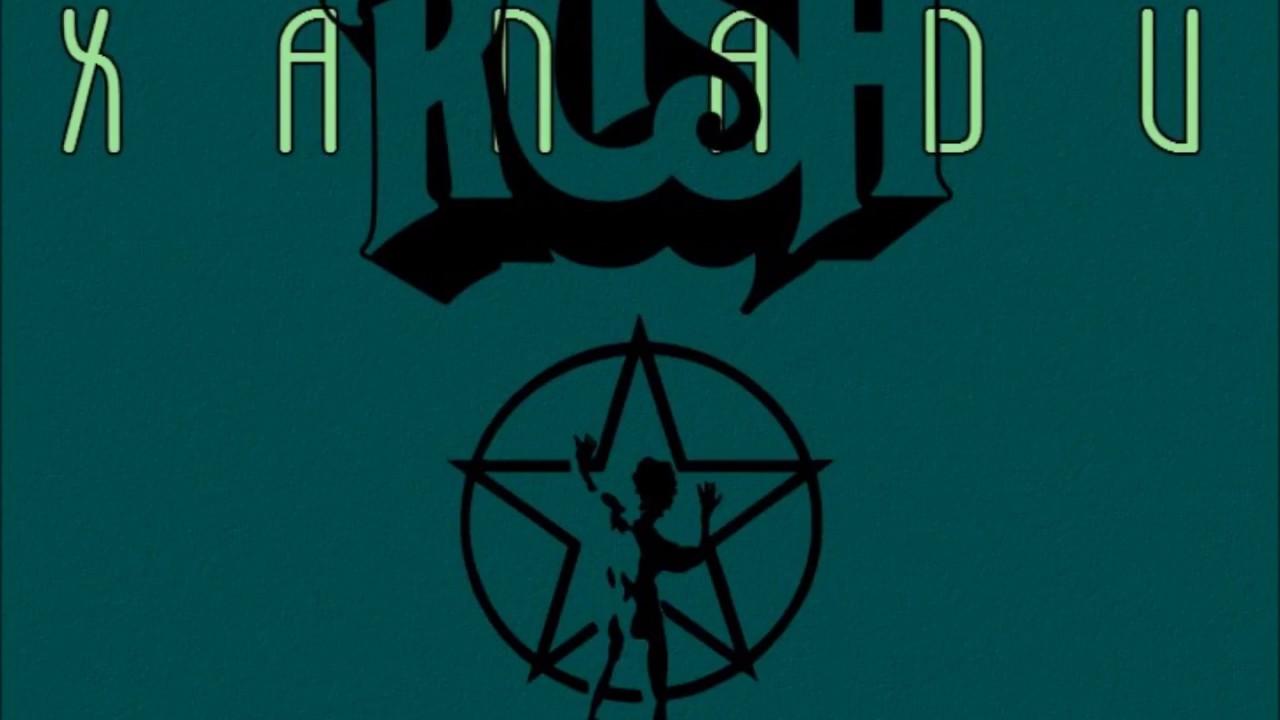 Lyrics to xanadu by rush