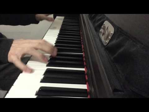 Super Saiyan 3 Theme - Piano Cover - DBZ American OST