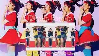 【Collab】 Red Velvet (레드벨벳) - Dumb Dumb
