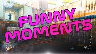 Black Ops 2 Funny Moments - Vanoss vs. Pillow, Funny Gamertags!