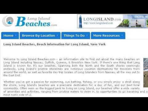 Long Island Beach Camping