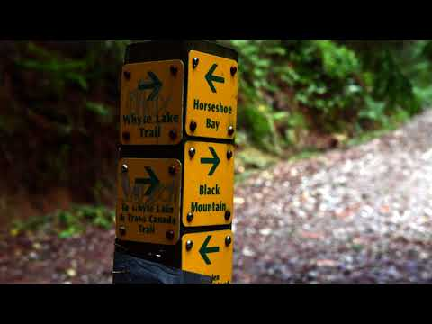 Whyte Lake Trail West Vancouver by TonyYu