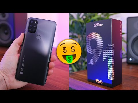 BLU G91 Pro Unboxing and First Impressions