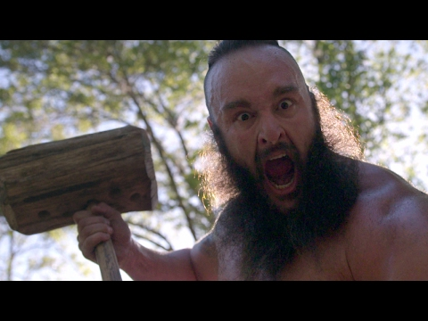 Braun Strowman's monstrous WrestleMania 33...