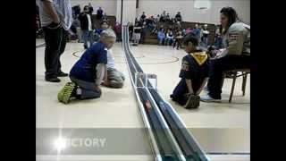 2012 Cub Scout 3331 Districts Pinewood Derby