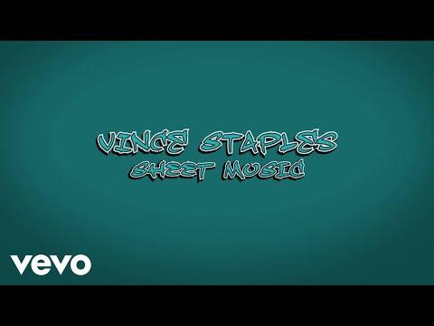 Vince Staples - Sheet Music (Lyric Video)