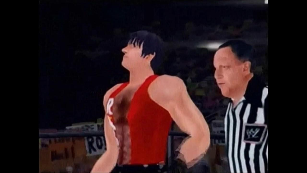 Impact Wrestling - A.J Styles vs  Boil's 2nd match 2009 (TNA era)