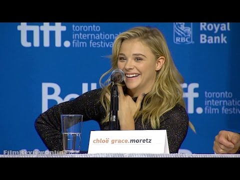 Equalizer - EXCLUSIVE Chloe Grace Moretz on first day