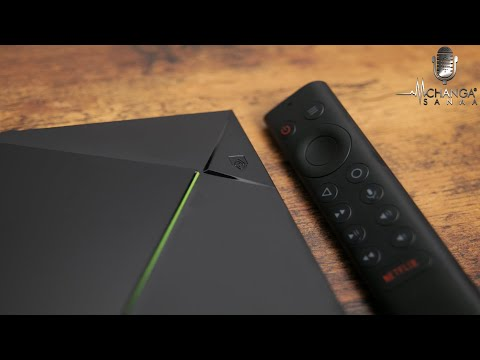 New Nvidia Shield TV Pro 2020 Best Android TV Box Review | Mchanga