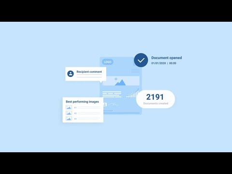 The Future of Business Documents: Templafy platform in 2020
