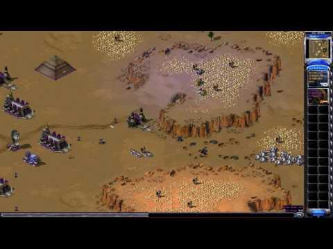 Sov vs Allies on Toe of Egypt