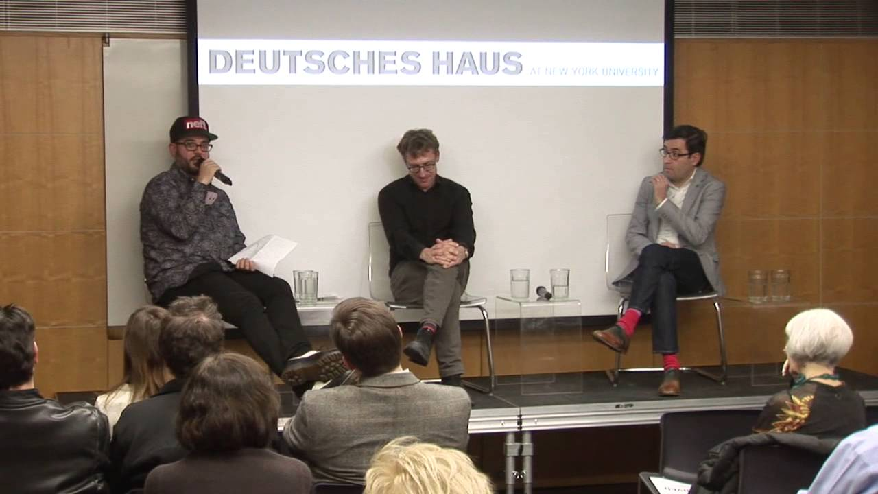 Talking German with Nein.Quarterly & Ben Schott - YouTube