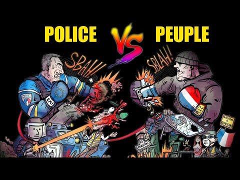 [ZAP] GILETS JAUNES : LA POLICE VS LE PEUPLE ? (UnderZap #15)