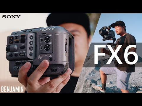 Review of the SONY FX6: Portrait Video by Benjamin Filmmaker