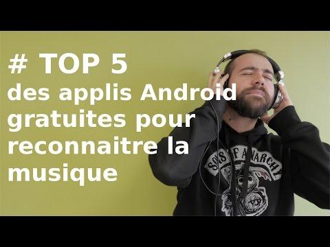 [TOP 5] Applis Android gratuites pour reconnaître une musique