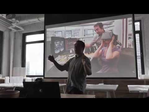 BIG Picture Talk 2015 - VR, Architecture, Theaters