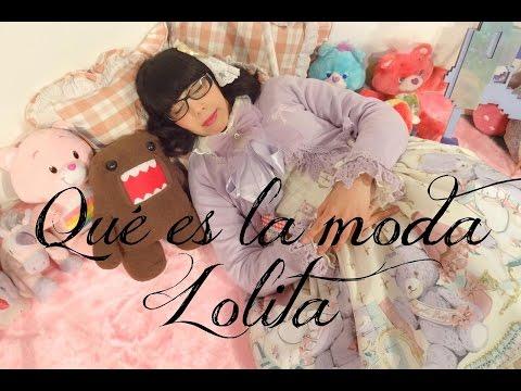 ¿Qué es la moda o estilo Lolita? (parte 1)