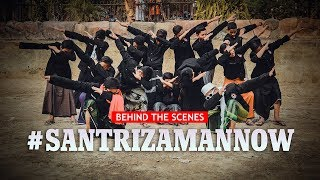 Behind The Scenes - Santri Zaman Now Cover Music Video