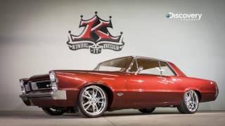 Super Tight Custom 1965 Pontiac GTO | KINDIG CUSTOMS