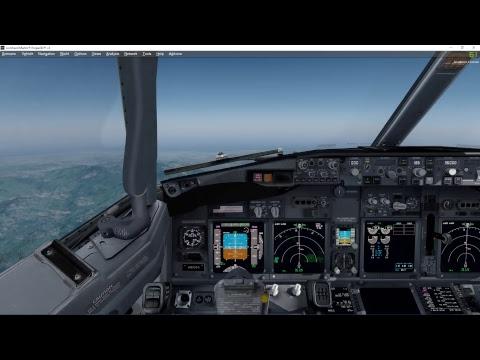 P3D V4.2 PMDG NGX 737-800 MDST-TNCA