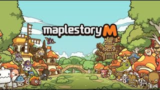 "Let's Play - MapleStoryM Ep.1 ""Enter the Mir"""