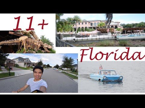 USAtrip #11+ [ENG SUB] - Život na Floridě / Life in Florida