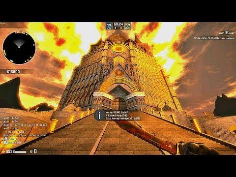 CS:GO - Zombie Escape Mod - ze_Valkvang_v1 - GFL