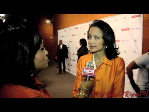 Anne Marie Johnson at 21st Annual Pan African Film Festival PAFF Night @annmariejohnson