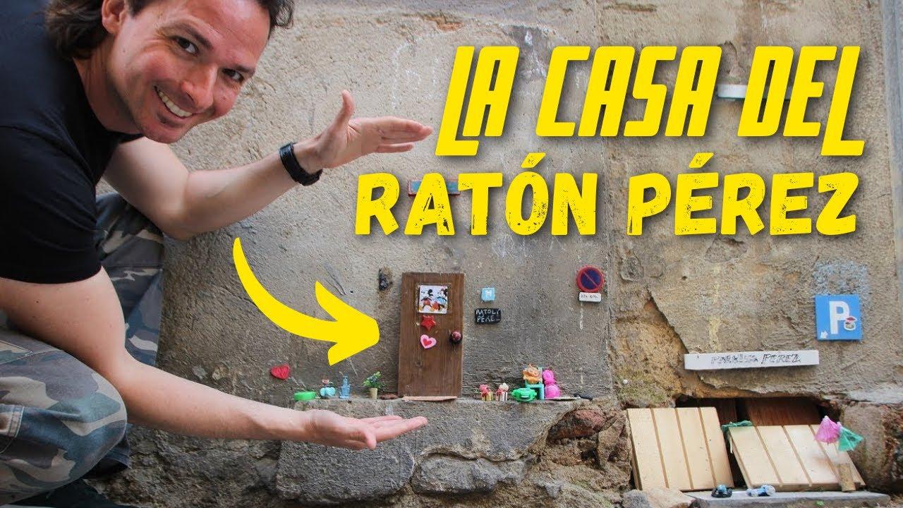 La casa del rat n p rez en barcelona existe el rat n p rez youtube - Raton en casa ...