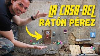 La casa del RATÓN PÉREZ en BARCELONA   ¿Existe el Ratón Pérez?