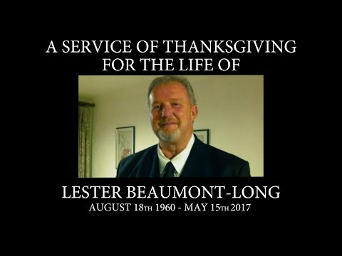 The Funeral of Lester Beaumont-Long